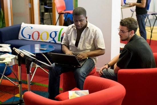 google辦公室一景
