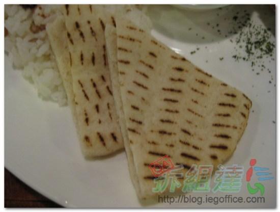 希臘左巴-薄餅