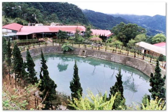 華梵大學心鏡湖