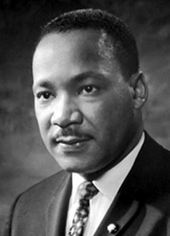Martin Luther King, Jr.,馬丁‧路德‧金恩博士