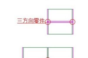 辦公家具平面圖
