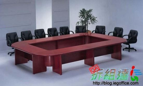 OA辦公家具-環式會議桌