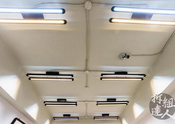 辦公裝潢,燈具照明