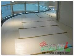 辦公室裝修,保護工程,電梯,走道