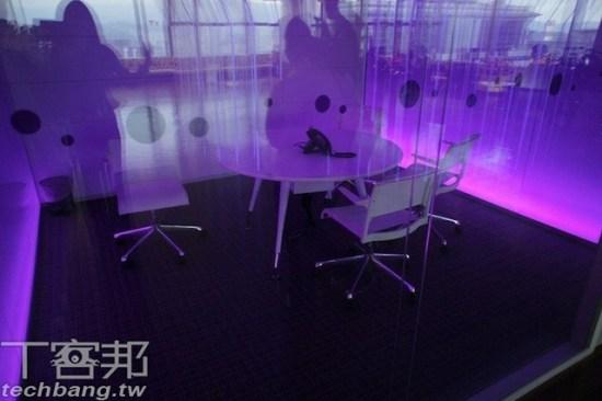 辦公家具-玻璃高隔間