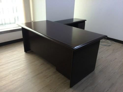 木製主管桌