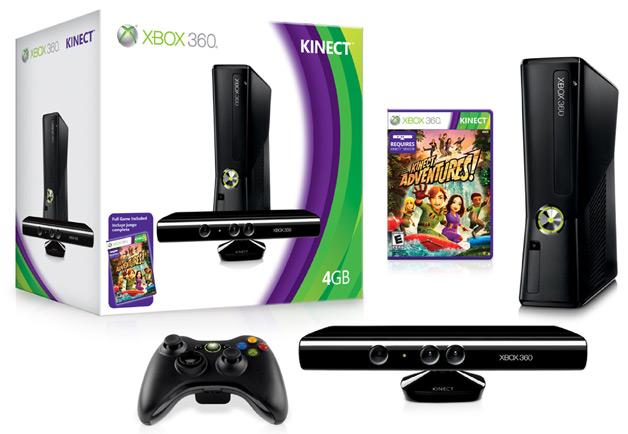 Microsoft's Kinect Bundle