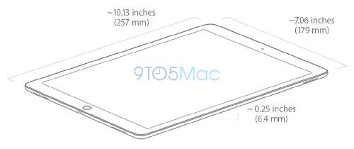 Apples neues iPad-Lineup: 9,7″, 10,5″ und 12,9″ aber ohne