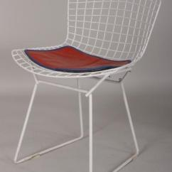 Bertoia Wire Chair Original Diy Bean Bag Patterns Igavel Auctions Harry Side With Cushion Category