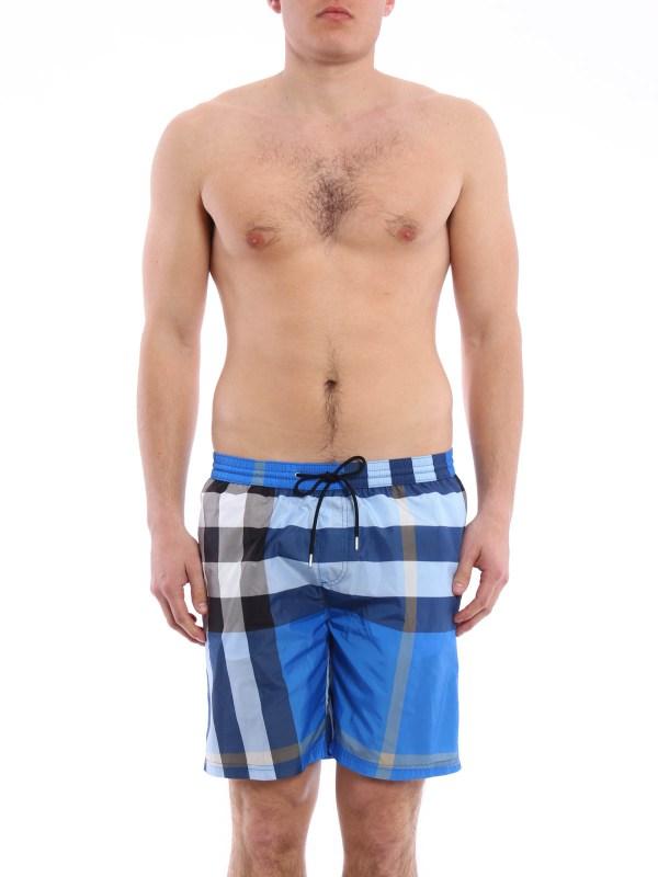 Gowers Swimming Shorts Burberry - Swim