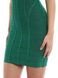 Ceylin dress by Herve Leger - cocktail dresses | iKRIX