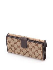 cb292555fee4 Black Gucci Wallet Men · Gucci GG Canvas Wallet