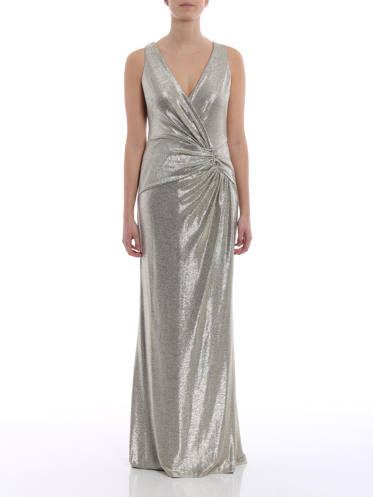 Lauren Ralph Lauren  Abendkleid  Gold  Abendkleider
