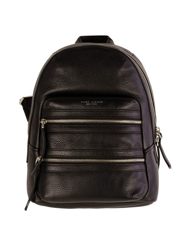 Marc Jacobs - Biker Leather Backpack Backpacks