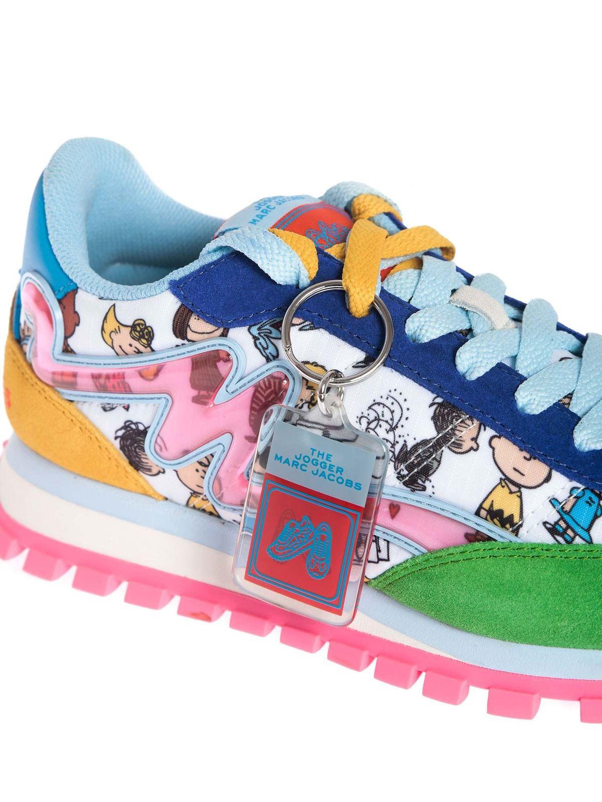 Marc jacobs scarpe tacco trova una vasta selezione di scarpe da donna marc jacobs a prezzi vantaggiosi su ebay. Trainers Marc Jacobs The Comics Jogger Sneakers M9002317101