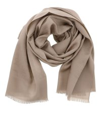 Wool and silk scarf by Salvatore Ferragamo - scarves | iKRIX