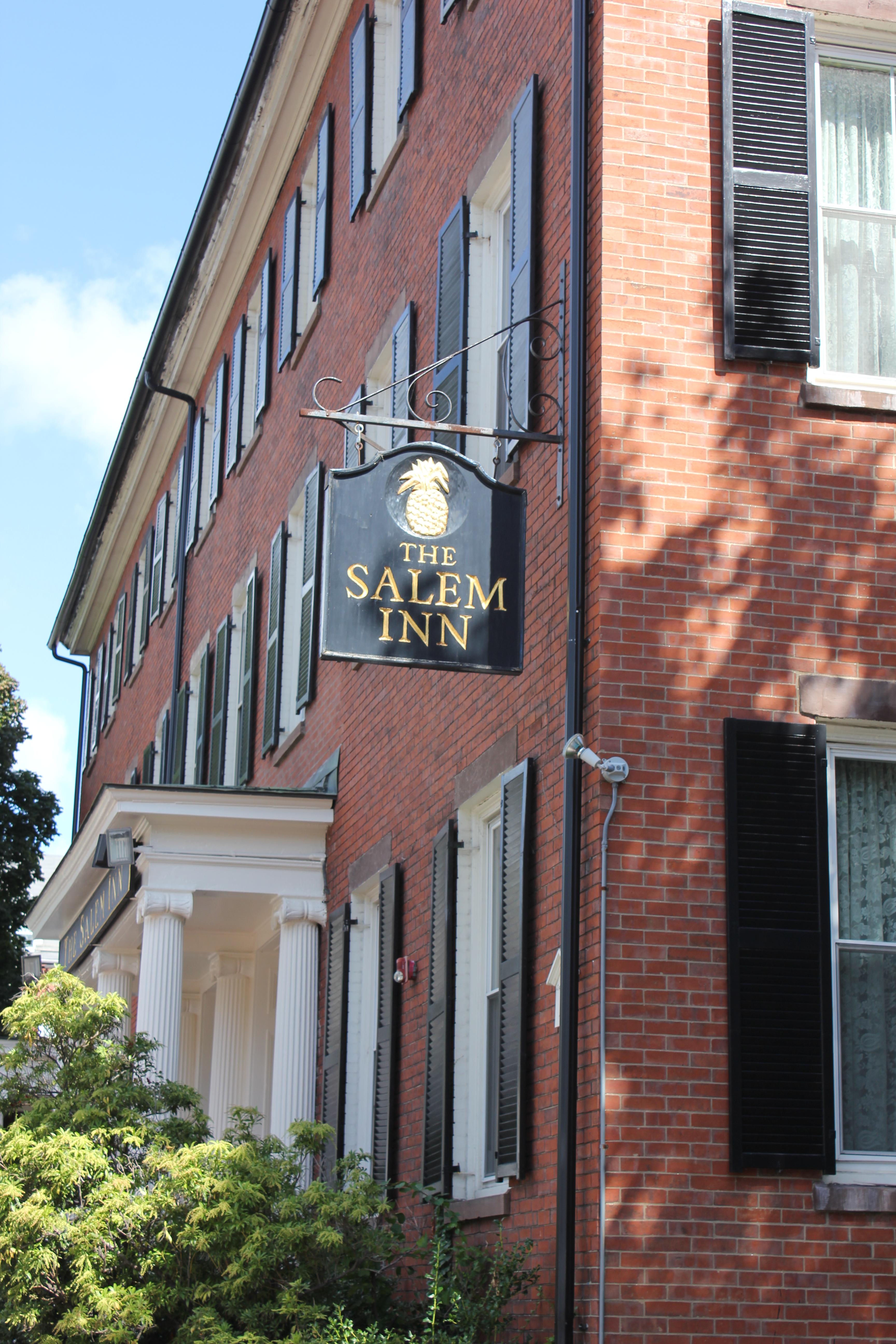 The Salem Inn in Salem Massachusetts  iLoveInnscom
