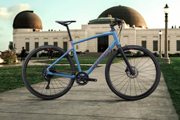 The Specialized Sirrus X Is A Gravel Infused Hybrid With Future Shock Bikeradar
