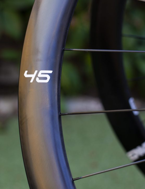 ENVE Foundation Collection 45 wheelset