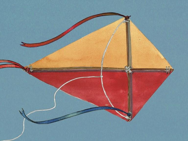 How To Make A Kite Countryfile Com