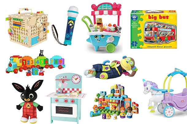 Top Toys For 2 Year Old Boys And Girls 2019 Madeformums
