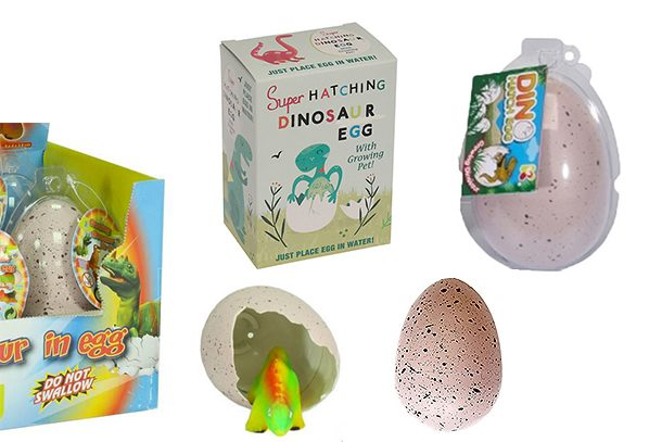 best hatching dinosaur eggs