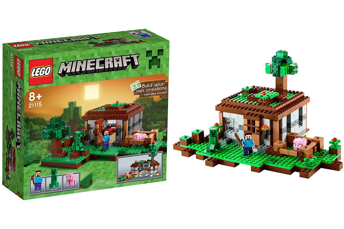 Best Minecraft Toys And Gifts For Christmas Madeformums