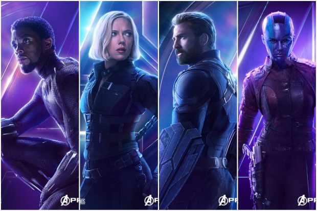 avengers infinity war meet