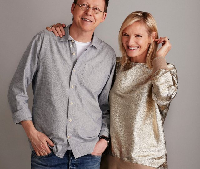 Fans Were Less Than Impressed With Radio 2s Pairing Of Simon Mayo And Jo Whiley