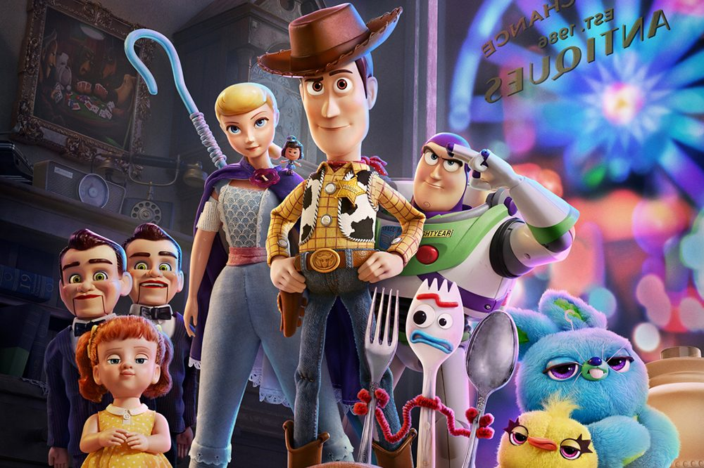 Toy Story 4 Review Cast And Crew Movie Star Rating