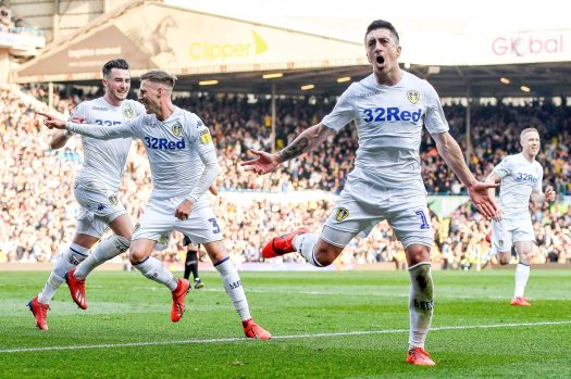 Take Us Home: Leeds United - Amazon Prime Video announce ...