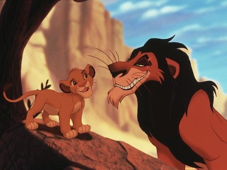 lion king battle cry # 73