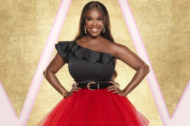Motsi Mabuse Strictly 2019 (BBC)