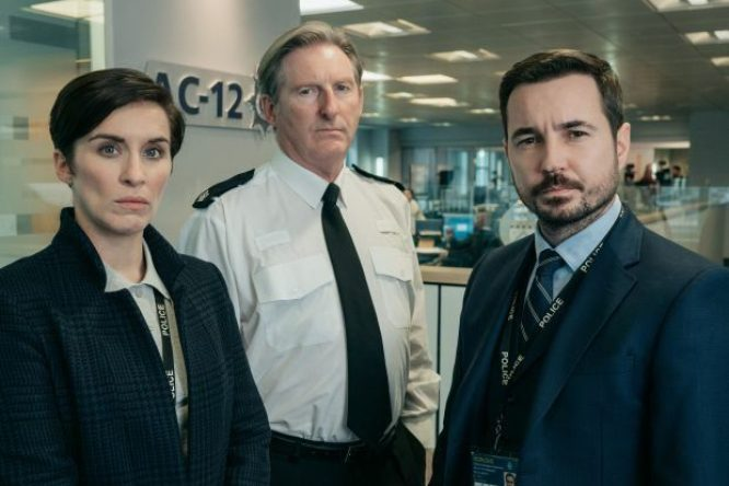 Line of Duty series 6 release date confirmed - Radio Times