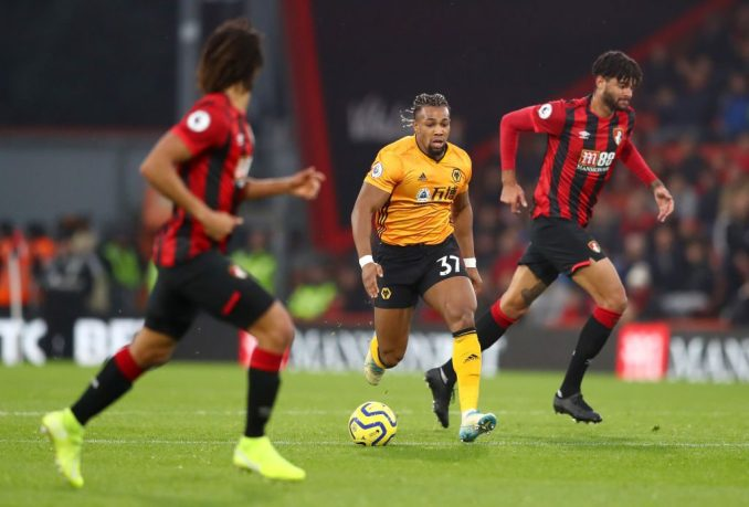 What TV channel is Wolves v Bournemouth on? Kick off time & live ...