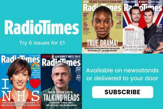 Radio Times subscriptions