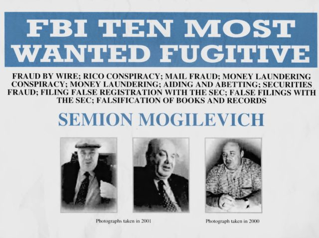 Where is Semion Mogilevich now? Netflix's World's Most Wanted fugitive -  Radio Times