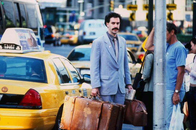 Borat - Cultural Learnings of America for Make Benefit Glorious Nation of Kazakhstan
