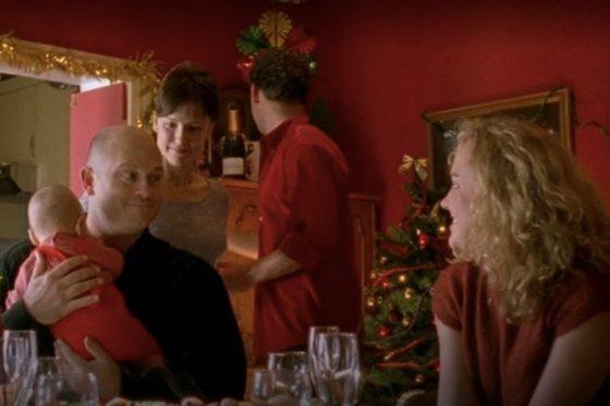 Ross Kemp in a Christmas carol (2000)