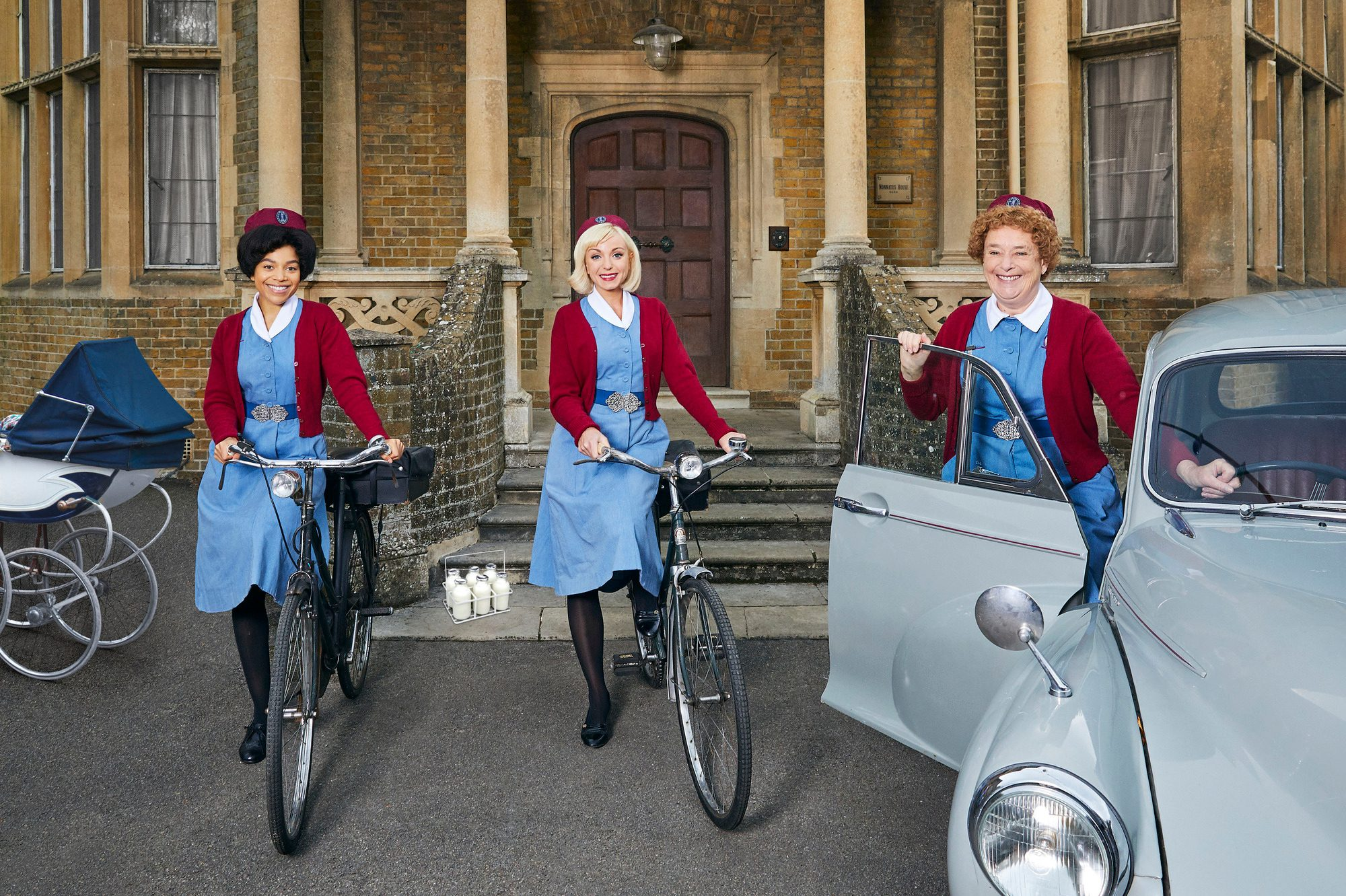 Call The Midwife series 11 and Christmas special now