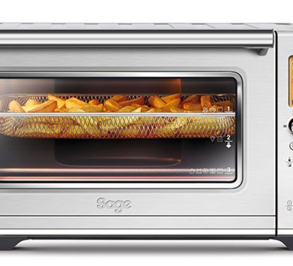 sage the smart oven air fryer reviewed