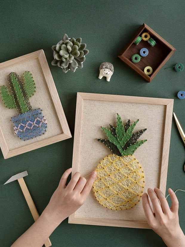 42 Best Craft Ideas For Teens Gathered