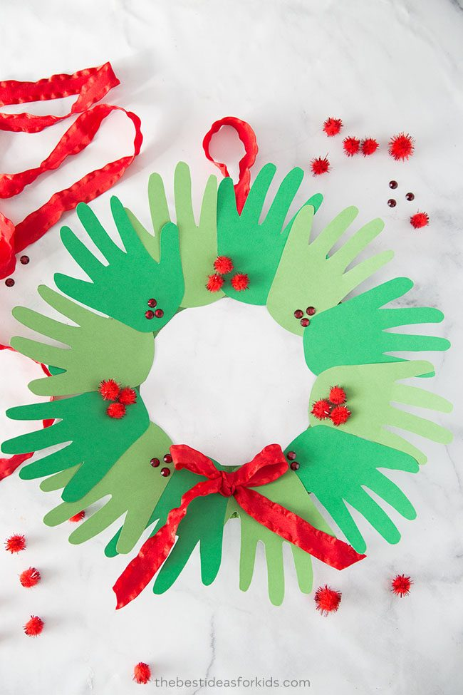 52 easy Christmas crafts for kids – from toddlers to teens - Gathered