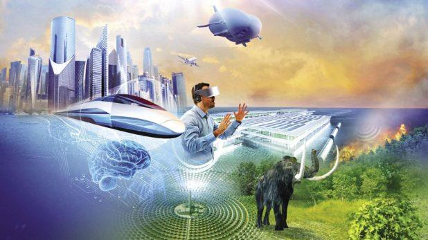 Tecnología del futuro: 22 ideas a punto de cambiar nuestro mundo