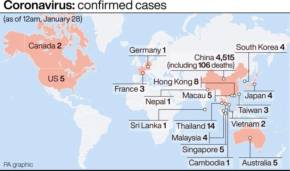 Coronavirus breakthrough: scientists grow virus in laboratory ...