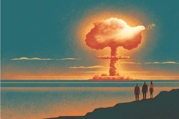 have nuclear weapons helped