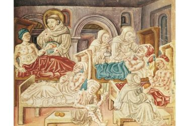 Medieval England: The Hospital Experience HistoryExtra