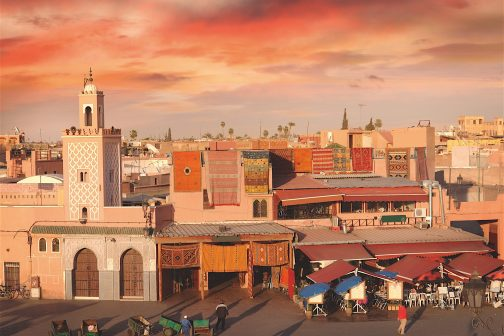 My favourite place: Marrakech, Morocco - HistoryExtra