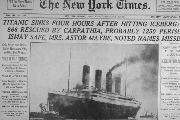 11 Most Shocking Moments in History
