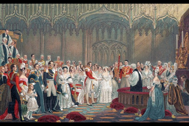 8 Unusual Royal Wedding Dresses Through History